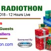 Special Preview of 4th Annual Holiday Radiothon by Weatherbeeta