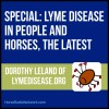 Special: Lyme in People and Horses, the Latest – #315 by Purina Animal Health